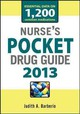 Nurses Pocket Drug Guide 2013 - Barberio, Judith A. - ISBN: 9780071788205