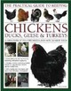 The Practical Guide To Keeping Chickens, Ducks, Geese & Turkeys - Hams, Fred - ISBN: 9780754823520