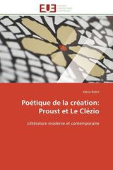 Po Tique De La Cr Ation - Balint-a - ISBN: 9783841791450