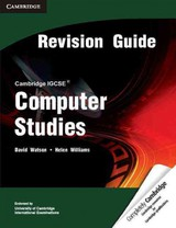 Cambridge Igcse Computer Studies Revision Guide - Watson, David; Williams, Helen - ISBN: 9781107674196