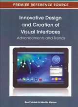 Innovative Design And Creation Of Visual Interfaces - Falchuk, Ben (EDT)/ Marcos, Aderito (EDT) - ISBN: 9781466602854