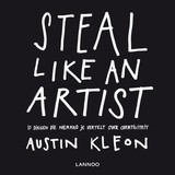 Steal like an artist - Austin Kleon - ISBN: 9789401404860