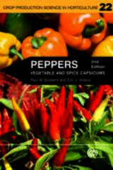 Peppers - Votava, Eric (tierra Del Sol Organics, Texas, Usa); Bosland, Paul (department Of Agronomy & Horticulture, New Mexico State University, Usa) - ISBN: 9781845938253