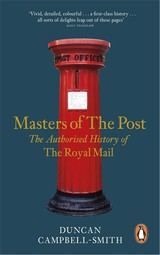 Masters Of The Post - Campbell-smith, Duncan - ISBN: 9780241957660
