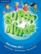 Super Minds American English Level 1 Class Audio Cds (3) - Lewis-jones, Peter; Gerngross, Günter; Puchta, Herbert - ISBN: 9781107683730