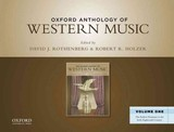 Oxford Anthology Of Western Music - Holzer, Robert R. (associate Professor Of Music History, Yale University School Of Music); Taruskin, Richard (class Of 1955 Professor Of Music, University Of California, Berkeley); Gibbs, Christopher H. (james H. Ottaway Jr. Professor Of Music, Bard College) - ISBN: 9780199768257