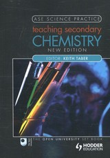 Teaching Secondary Chemistry - Taber, Keith - ISBN: 9781444124323