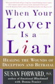 When Your Lover Is A Liar - Forward, Susan/ Frazier, Donna - ISBN: 9780060931155