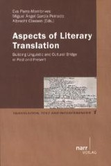 Aspects of Literary Translation - ISBN: 9783823367086