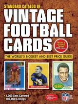 Standard Catalog Of Vintage Football Cards - Sports Collectors Digest (EDT) - ISBN: 9781440232893