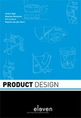 Product design - Arthur  Eger - ISBN: 9789460946424