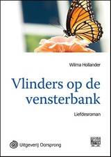 Vlinders op de vensterbank - Wilma Hollander - ISBN: 9789461010803