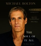 The Soul Of It All - Bolton, Michael - ISBN: 9781619694088
