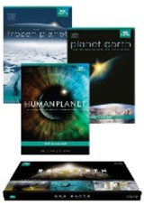 BBC earth - Planet collection - ISBN: 9789461620208