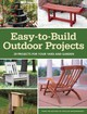 Easy-To-Build Outdoor Projects - Popular Woodworking Magazine (COR) - ISBN: 9781440326424