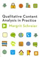 Qualitative Content Analysis In Practice - Schreier, Margrit - ISBN: 9781849205931