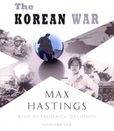 The Korean War - Hastings, Max/ Davidson, Frederick (NRT) - ISBN: 9781470847753
