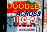 Color & Doodle Your Way Across The USA - Woodcock, John - ISBN: 9781781570234