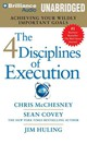 The 4 Disciplines Of Execution - Mcchesney, Chris/ Covey, Sean/ Huling, Jim - ISBN: 9781469265209