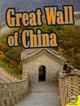 Great Wall Of China - Webster, Christine/ Kissock, Heather - ISBN: 9781619132573