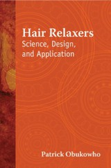 Hair Relaxers: Science, Design, and Application - ISBN: 9783804728349