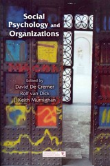 Social Psychology And Organizations - De Cremer, David (EDT)/ Van Dick, Rolf (EDT)/ Murnighan, J. Keith (EDT) - ISBN: 9780415651820