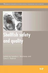 Woodhead Publishing Series in Food Science, Technology and Nutrition, Shellfish Safety and Quality - ISBN: 9781845691523