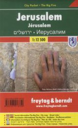 F&B Jeruzalem city pocket - ISBN: 9783707913750