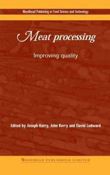 Woodhead Publishing Series in Food Science, Technology and Nutrition, Meat Processing - ISBN: 9781855735835