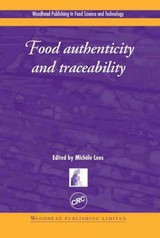 Food Authenticity And Traceability - Lees, Michele (EDT) - ISBN: 9781855735262