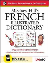 Mcgraw-hill's French Illustrated Dictionary - Live Abc - ISBN: 9780071817301