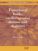 Functional Foods, Cardiovascular Disease And Diabetes - Arnoldi, Anna (EDT) - ISBN: 9781855737358
