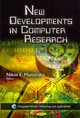 New Developments In Computer Research - Mastorakis, Nikos E. (EDT) - ISBN: 9781614703211