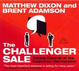 The Challenger Sale - Dixon, Matthew/ Adamson, Brent - ISBN: 9781469000725