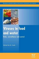 Woodhead Publishing Series in Food Science, Technology and Nutrition, Viruses in Food and Water - ISBN: 9780857094308