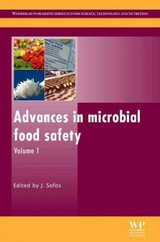 Advances In Microbial Food Safety - Sofos, John (EDT) - ISBN: 9780857094384