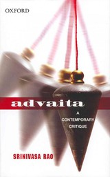 Advaita - Rao, Srinivasa (former Professor, Department Of Philosophy, Bangalore University) - ISBN: 9780198079811