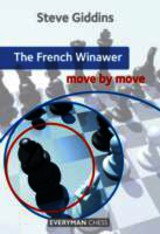 French Winawer: Move By Move - Giddins, S. - ISBN: 9781857449921