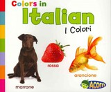 Colors In Italian - Nunn, Daniel - ISBN: 9781432966621