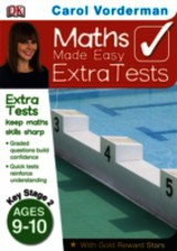 Maths Made Easy Extra Tests Age 9-10 - Vorderman, Carol - ISBN: 9781409323662