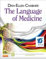The Language Of Medicine - Chabner, Davi-Ellen - ISBN: 9781455728466