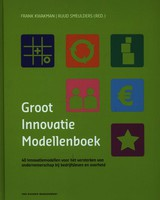 Groot Innovatiemodellenboek - Frank Kwakman; Ruud Smeulders - ISBN: 9789089651037