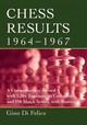 Chess Results, 1964-1967 - Felice, Gino Di - ISBN: 9780786475735