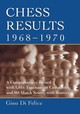 Chess Results, 1968-1970 - Felice, Gino Di - ISBN: 9780786475742