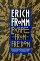 Escape From Freedom - Fromm, Erich - ISBN: 9780805031492