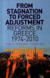 From Stagnation To Forced Adjustment - Kalyvas - ISBN: 9781849041980