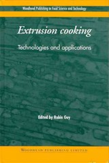 Extrusion Cooking - Guy, Robin (EDT) - ISBN: 9781855735590