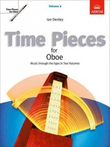 Time Pieces For Oboe, Volume 2 - Denley, Ian (EDT) - ISBN: 9781860960499