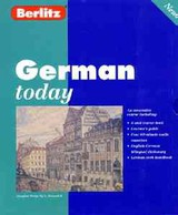 Berlitz German today, w. 4 Cassettes - ISBN: 9782831561967