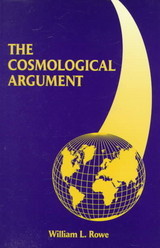 Cosmological Argument - Rowe, William L. - ISBN: 9780823218851